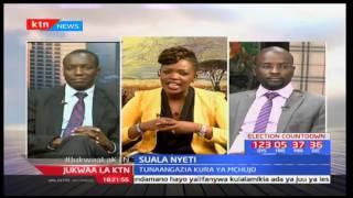Jukwaa la KTN: Suala Nyeti - Kura ya mchujo - 06/04/2017 [Sehemu ya Kwanza