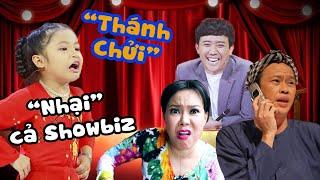 Danh tính cô bé NHẠI CẢ Showbiz Việt khiến Trấn Thành - Trường Giang thán phục?!! |SML
