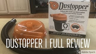 Dustopper dust cyclone separator from Home Depot | Full Review