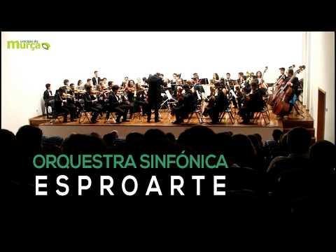 Concerto da Orquestra ESPROARTE no Auditório Municipal de Murça