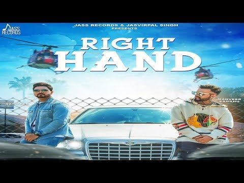 Right Hand | (Full HD) | Manveer Ft. Samveer | New Punjabi Songs 2018 | Jass Records