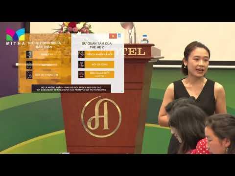 Hội nghị Doanh nghiệp Xã hội và Phát triển bền vững 2019 - Bà Lê Minh Trang