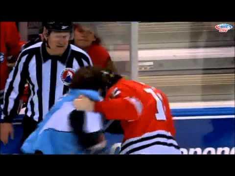 Kyle Beach vs Michael Latta