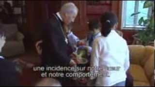 Vidéo de la visite du prélat de l'Opus Dei au Canada