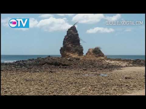 Peña Rota un nuevo destino poco conocido en San Juan del Sur