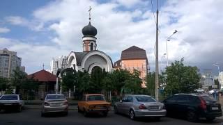 Песни Кобзона и Лещенко в церкви УПЦ МП в Киеве на 9 Мая - Когда домой товарищ мой вернется