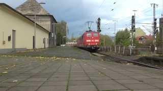 preview picture of video '151 106-2 & 151 095-7 mit Erzbomber durch Lehrte'