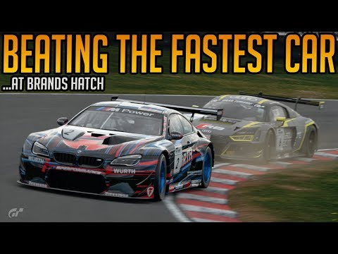 Gran Turismo Sport: Beating The Fastest Car Again