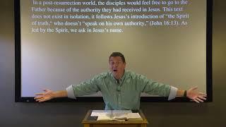 Studies in John - #103: That Your Joy May Be Full