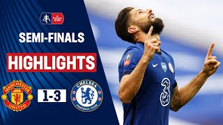 Impressive Blues Power Past United | Manchester United 1-3 Chelsea | Emirates FA Cup 19/20