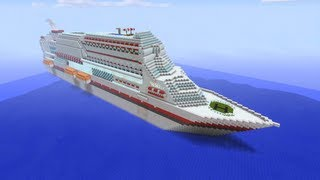 In this video I tour a massive cruise ship that was built by ZShoot2KillZ and JN KINGZ.  JN KINGZ channel - https://www.youtube.com/Jnkingz  Map download - http://mcdn360.com/cruise-ship-download-2/  Welcome to my Let's Play of the Xbox 360 Edition of Minecraft. These videos will showcase what I have been getting up to in Minecraft and everything I have built.  All of Minecraft - http://www.youtube.com/playlist?list=PL455493CB1440221D  My main channel - http://www.youtube.com/stampylongnose  Twitter - @stampylongnose  Facebook - www.facebook.com/stampylongnose  Podcast - https://itunes.apple.com/gb/podcast/stampys-lovely-podcast/id590290102?mt=2  Email - stampylongnose@hotmail.co.uk