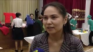 Фестиваль съедобных книг прошел в Назарбаев интеллектуальной школе