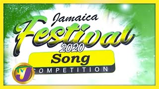 Jamaica Festival 2020 Song Competition Final Results Show @8PM