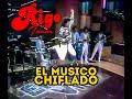 1986 El Musico Chiflado Rigo Tovar  En Vivo con Ricardo Rocha