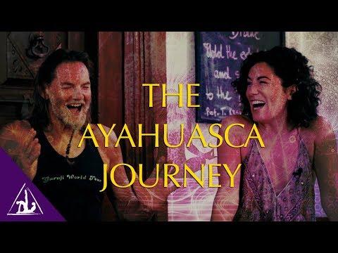 The Sacred Ayahuasca Journey