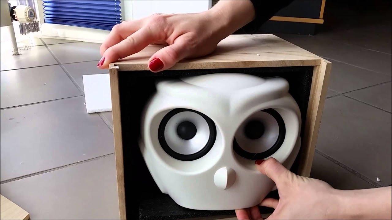 Kreafunk aOWL Speaker