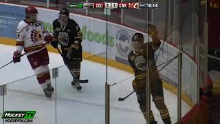 HIGHLIGHTS: Coquitlam Express @ Chilliwack Chiefs – November 7th, 2020