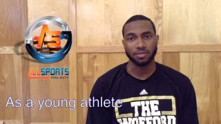 """Interview with Basketball Athlete Karl \""""Juice\"""" Cochran"""