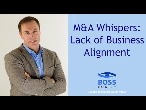 Lack of Business Alignment