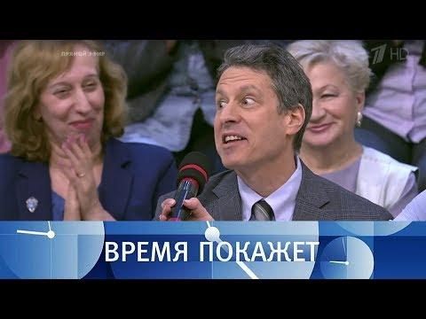 О демократах и республиканцах. Время покажет. Выпуск от 07.11.2018