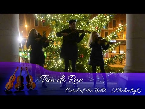 Trio de Rue - Trio de Rue - Shchedryk (Carol of the Bells)