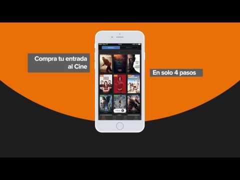 , title :'Como comprar entradas al cine en el App de Fandango'