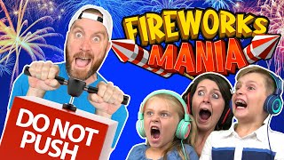 Blowing up the New Year!!! (FIREWORKS MANIA!!!) K-CITY GAMING