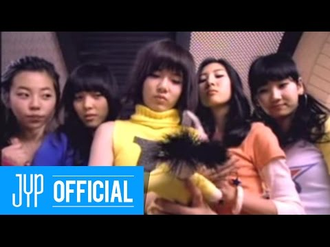Wonder Girls - Irony
