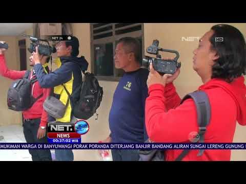 Densus 88 Tangkap 3 Orang Terduga Teroris di Depok - NET 24