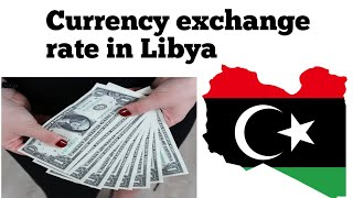 Currency exchange rate in Libya | libyan dinar | us dollar to Libya dinar | Dinar rate today