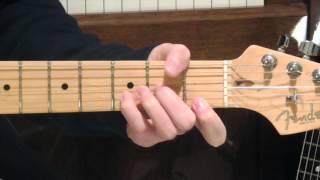 When You're Gone Bryan Adams Guitar Tutorial