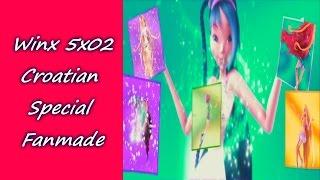 {Subscriber Special} Winx Club 5x02 Believix (Croatian)