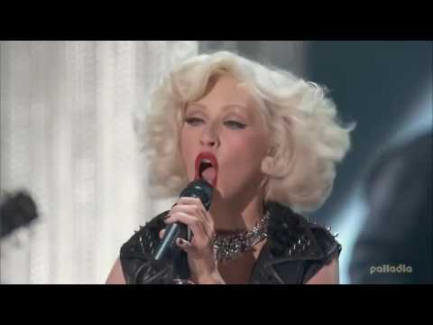 Christina Aguilera - Not Myself Tonight Live VH1