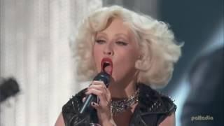 Christina Aguilera - Not Myself Tonight Live VH1
