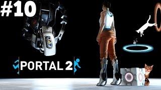 Portal 2 | Part 10 | Making Friends
