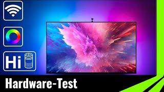 Hardware-Test -  Ambilight zum nachrüsten von der Firma Govee ( TV Hintergrundbeleuchtung )