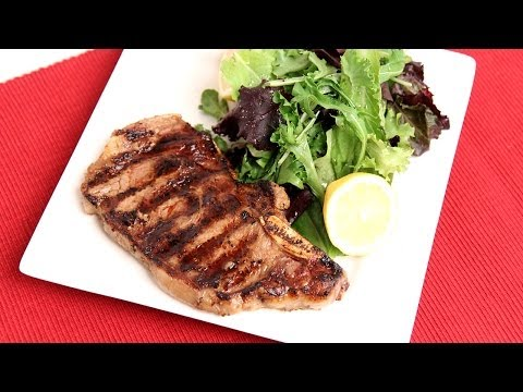 Succulent Marinated Steaks Recipe – Laura Vitale – Laura in the Kitchen Episode 776