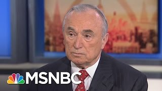 NYPD Commissioner: New York Is Safe For Visiting   Morning Joe   MSNBC