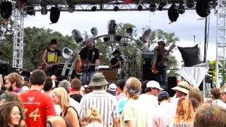 "Ray Wylie Hubbard - ""Wanna Rock and Roll"" (OFFICIAL UTOPiAfest 2012)"
