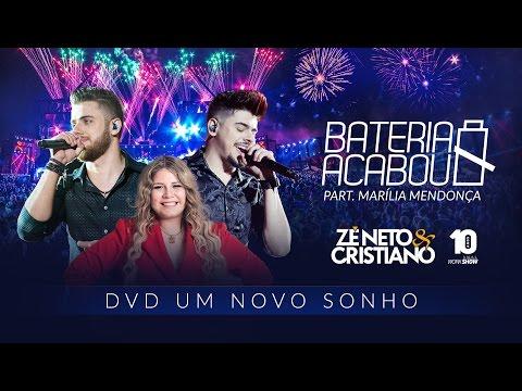 Bateria Acabou (part. Marília Mendonça) - Zé Neto e Cristiano