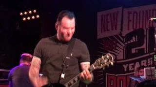 Better Off Dead, Right Where We Left Off, Vegas - New Found Glory 20 Yrs LIVE CLIPS at Troubadour CA