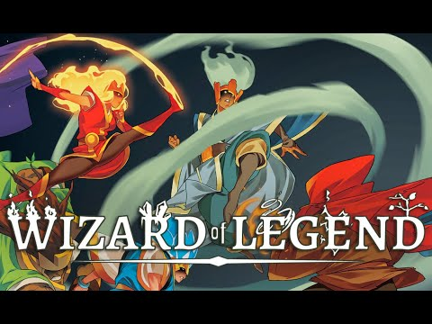 Let's try WIZARD OF LEGEND | Twin-stick magic-based roguelike
