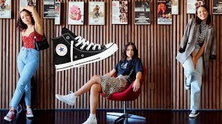 LOOKBOOK: How To Style Converse 3 Different Ways!