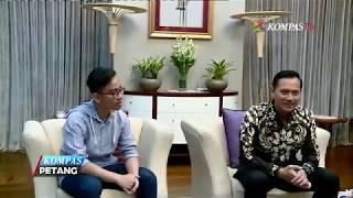 Temui Agus Yudhoyono, Gibran Buatkan Bubur Gudeg