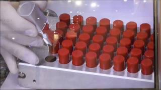 Produktion von Lippenstiften