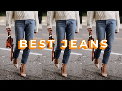 TOP 5 BEST JEANS | TRY ON