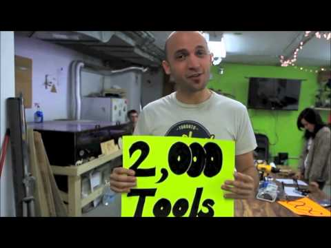 Toronto Tool Library - Group Winner