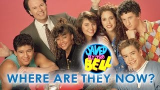 'Saved By the Bell' Cast: Where Are They Now