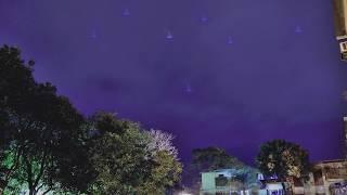Чужеродные неопознанные летающие объекты нло массово вошли в атмосферу земли!