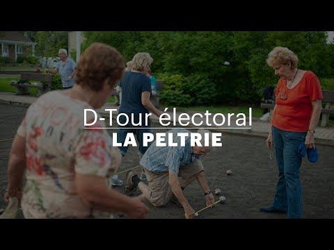 Rencontre avec les citoyens de La Peltrie